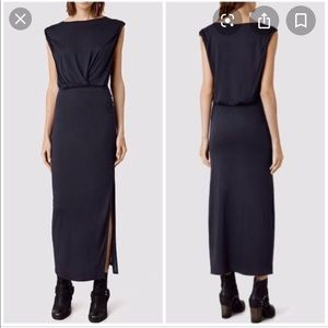 All Saints Nile Dress NWT